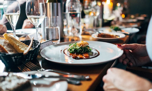 3 Amazing Restaurants in London for Events cuisine - 3 Amazing Restaurants in London for Events