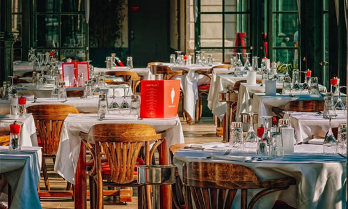 3 Amazing Restaurants in London for Events tables and chairs - 3 Amazing Restaurants in London for Events